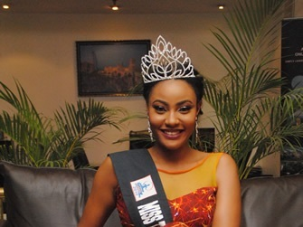 Prisca Emelike Wins Miss Tourism Lagos 2016