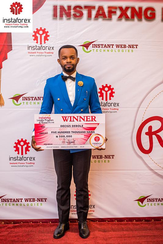 Instaforex Nigeria   Point Based Loyalty Reward